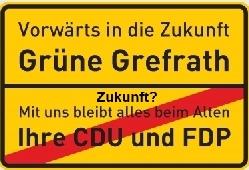 CDU und FDP – Grefraths Zukunft sagt Adieu