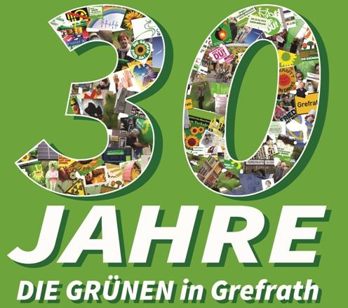 Grüner Geburtstag in Grefrath