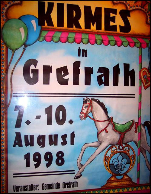 Wie geht es weiter mit der Grefrather Kirmes?