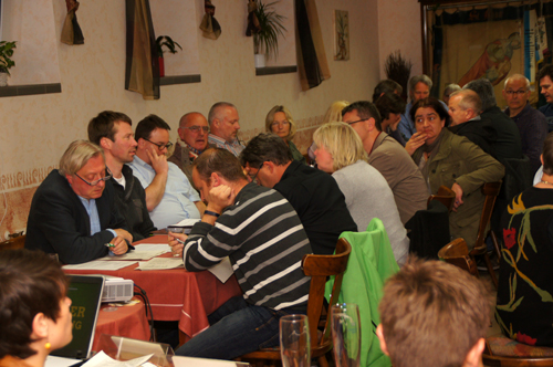 Grefrather Rückblick zur Kreismitgliederversammlung vom 29.05.2015