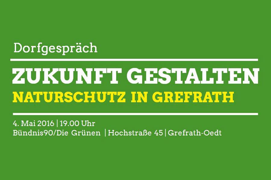 """Auftakt zu neuer Veranstaltungsreihe """"Zukunft gestalten"""" am 4. Mai 2016"""