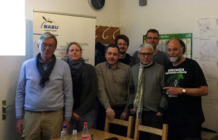 """Erfolgreicher Auftakt der """"Dorfgespräche"""" – NABU Grefrath stellt Projekt vor"""