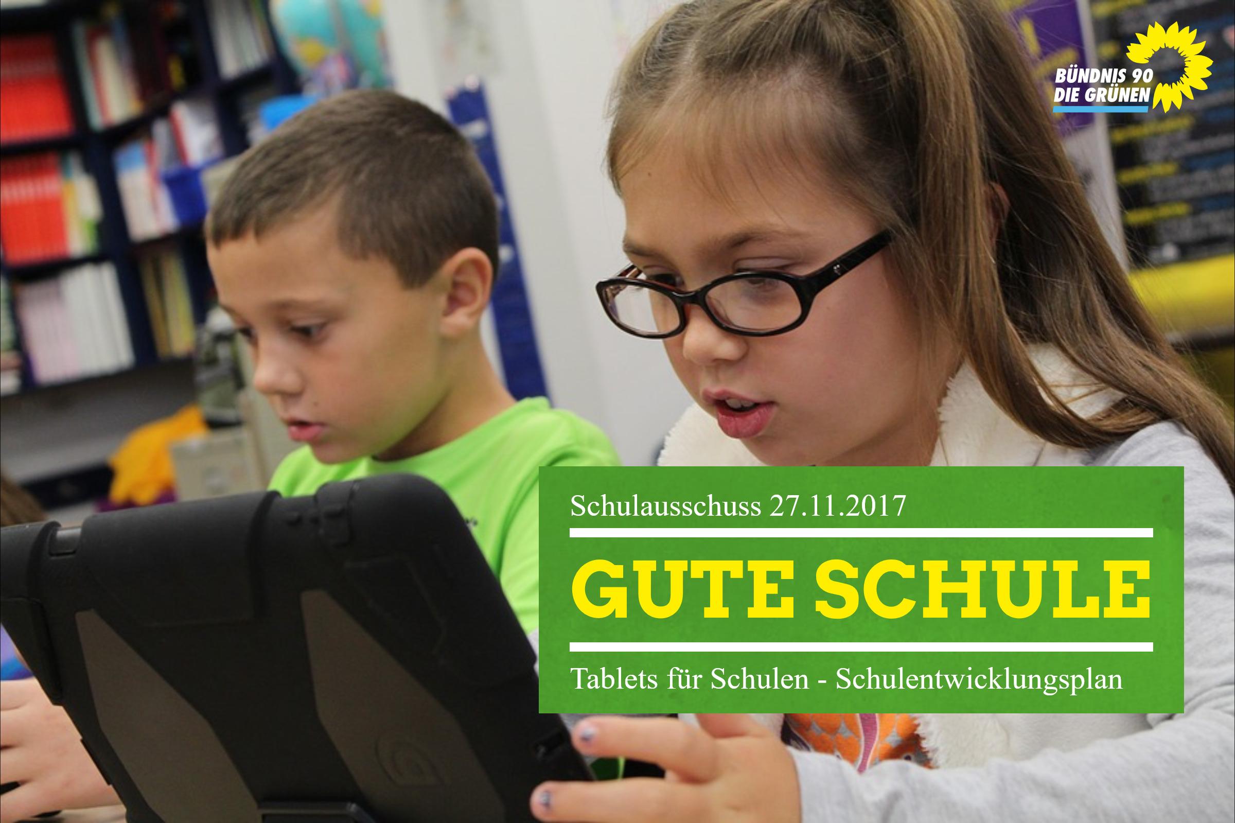 Tablets für Grefrather Schulen – Die Sekundarschule benötigt mehr Platz