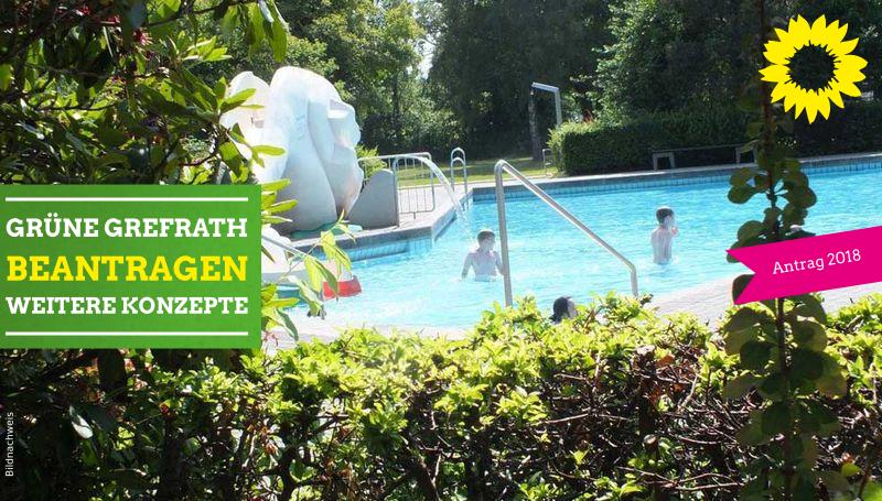 Unser Freibad – Es gibt gute Alternativen