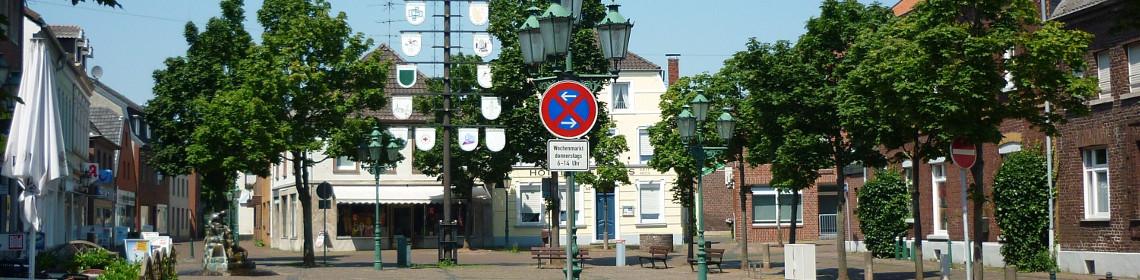 Marktplatz Grefrath