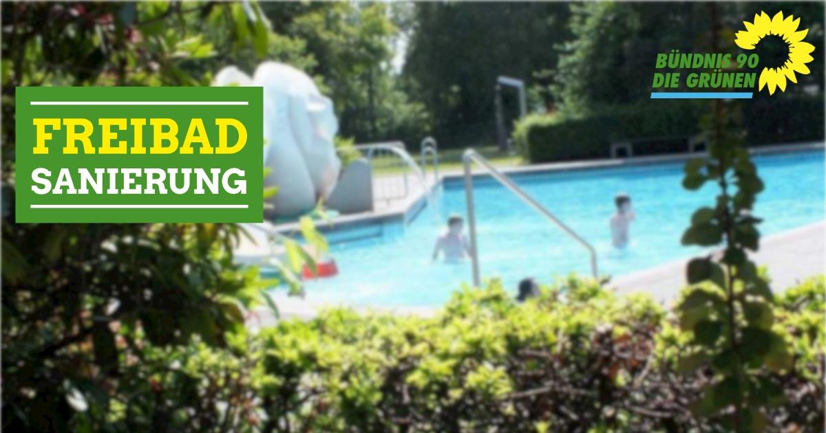 Freibad soll saniert werden